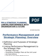 3 - Organizational Strategy and PM