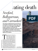 Excavating Death