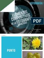 Elementos compositivos de la fotografía