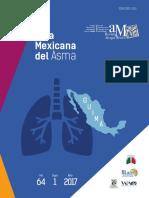 GUÍA MEXICANA DE ASMA 2017.