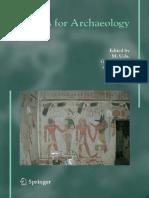 Uda Et Al (Eds) - X-Rays for Archaeology