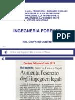 Contini - Ingegneria Forense