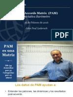 J Lederach PAM Barometro Acuerdos de Paz.
