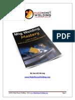 Mig Welding Mastery