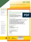 Boletin Mensual de Estadistica 2008-10 Tcm7-38987