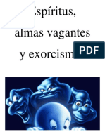 Exorcismos Espiritus y Otros