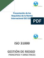 Gestion Riesgo ISO 31000 Copy