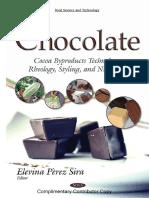 Libro de Chocolate Porfesora Elivina 2017