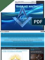 A Estrela Pentagonal e Os Significados Maçônicos Da Letra g No Interior Do Pentagrama