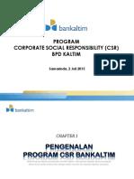 Program Csr - Beasiswa & Agen Edukasi