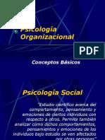 Psicología Organizacional Clase 1.ppt