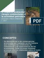 Tema 3 - Impacto Ambiental