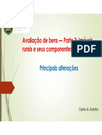 Avaliação de Imóveis Rurais - Carlos Augusto Arantes