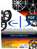 Catalogo Automovil