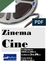 Zinema liburutegian--Cine en la biblioteca