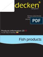 Products Information Biodecken