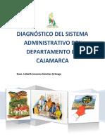 Diagnostico Sistema Administrativo Dpto Cajamarca