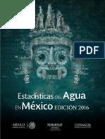 EstadisticasdelAguaMexico2016_CONAGUA
