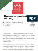 Comunicacion en La Mercadotecnia