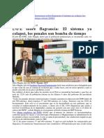 20160114 - InPE Sobre Flagrancia El Sistema Ya Colapso Los Penales Son Bomba de Tiempo - RPP Noticias 37439