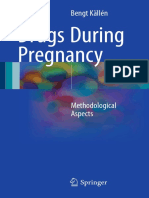 Bengt Källén (auth.)-Drugs During Pregnancy_ Methodological Aspects-Springer International Publishing (2016).pdf
