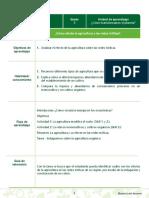 PLAN DIDÁCTICO DE C. NATURALES 5