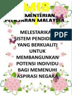 Misi Visi KPM 2017
