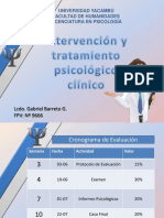Intervencion Clinica