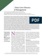 Nonalcoholic Fatty Lv r Disease