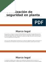 Señalización de Seguridad en Planta