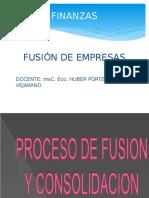 Clase Fusión Empresas Hpv