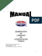 Manual de a Famaq Sl