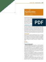 Hipotiroidismo - Nelson Textbook of Pediatrics 20Th Ed