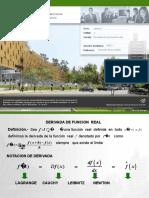 Derivada - Urp - 2016