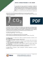 2. (Ifsc 2014) a Reação Abaixo Representa Este Processo- CO 3H H COH H O ΔH 12 Kcal-mol
