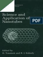 0306463725 Nanotubes