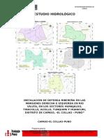 Estudio Hidrologico 5 Cuencas PUNO