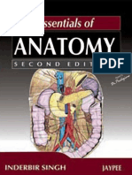 Essentials of Anatomy, 2nd Edition