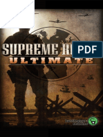 Supreme Ruler Ultimate Guide