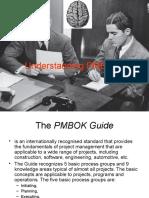 Understanding PMBOK