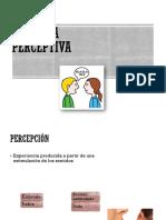 fonética perceptiva