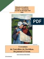L'aventure du Nouvelliste du Morbihan.