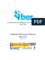Hydraulic Reference Manual Iber