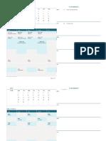 Student Calendar (Mon)1