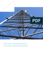 Fiber Backhaul Brochure CO-110368-En