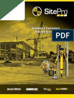 2016 SitePro Catalog
