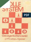 Koltanowski George - Colle System  1990.pdf