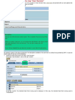002.Including Custom Text in the Step User Decision