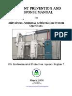 Accident Prevention Ammonia Refrigeration