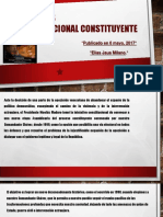 Venezuela - Constituyente Manual - Elias Jaua - 6 May 2017